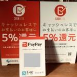 PayPay・各種カード/ローンでのお支払いも可能です。